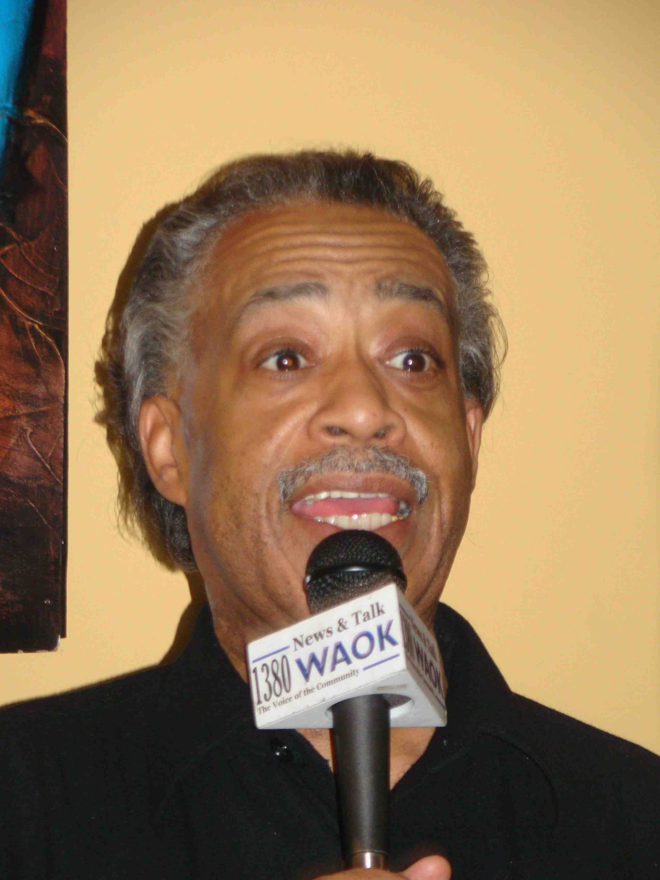 Al Sharpton: Pathetic and Needy « America, Lets Talk!
